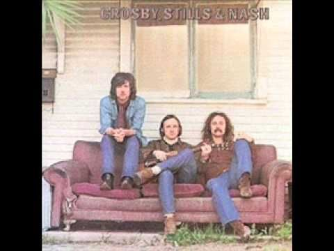Crosby, Stills & Nash - Crosby, Stills & Nash (Full Album) (+playlist)