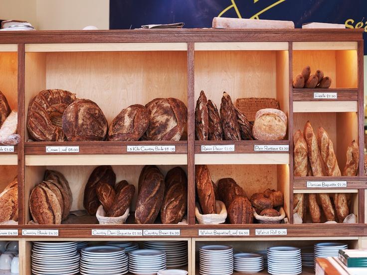 Kens's Artisan Bakery.  NW 21st & Flanders