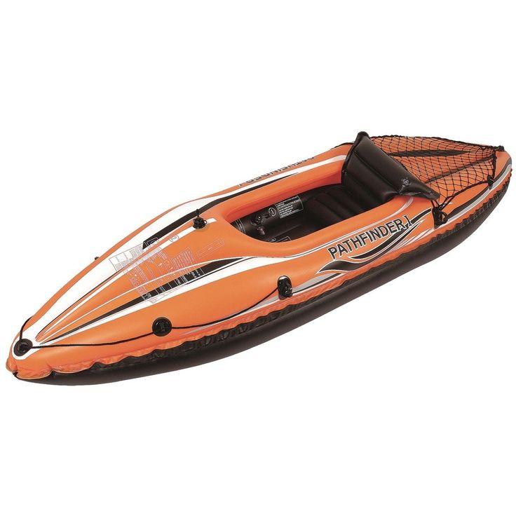 Pathfinder 2 Man Inflatable Kayak