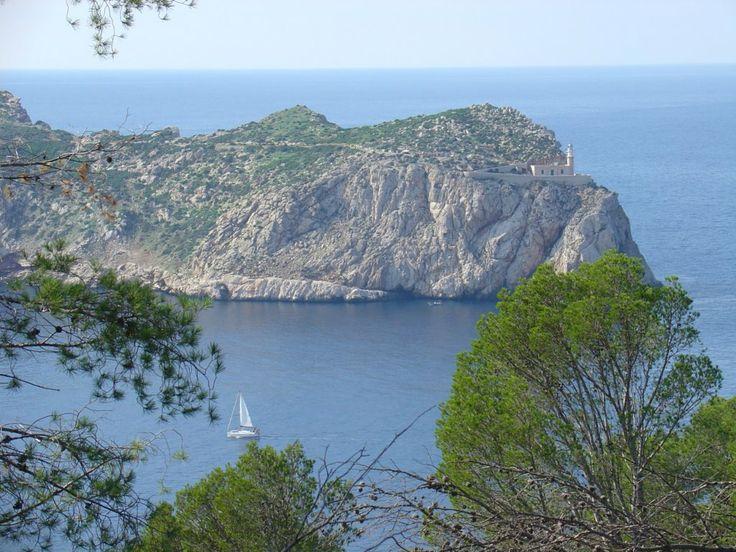 View at Isla Dragonera