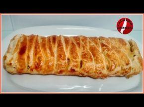 Receta - Solomillo Wellington con salsa de vinos - Recetas de cocina, paso a paso, tutorial - YouTube