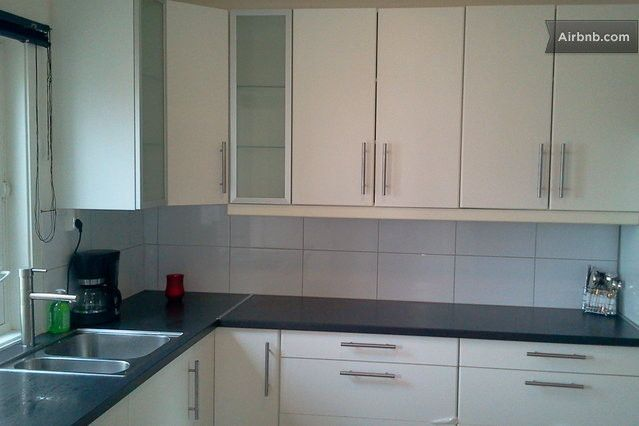 Big new kitchen