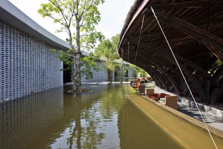 Bamboo Wing / Vo Trong Nghia