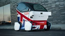 Self-driving cars hit Great Britain's roads for the first time     - Roadshow  Roadshow  News  Car Industry  Self-driving cars hit Great Britains roads for the first time  Enlarge Image  Dont expect this car to end up testing on motorways  its top speed is just 15 mph.                                             RDM Group                                          Only a handful of countries have seen autonomous cars on their roads and now Great Britain can add its name to that list.  The…