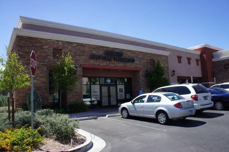 7125 Grand Montecito Pkwy Suite 110 Las Vegas, Nevada 89149