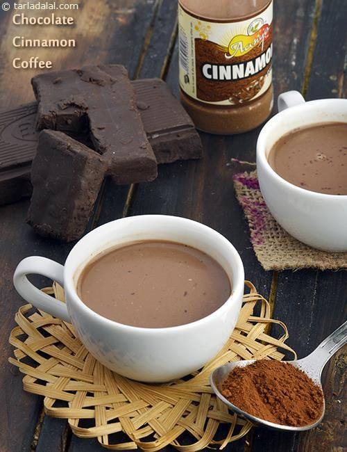 Chocolate Cinnamon Coffee