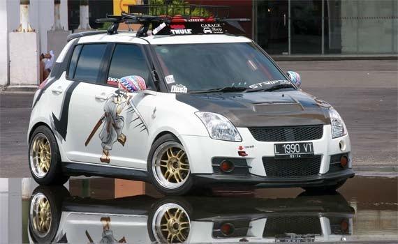 Suzuki Swift Sport Racing