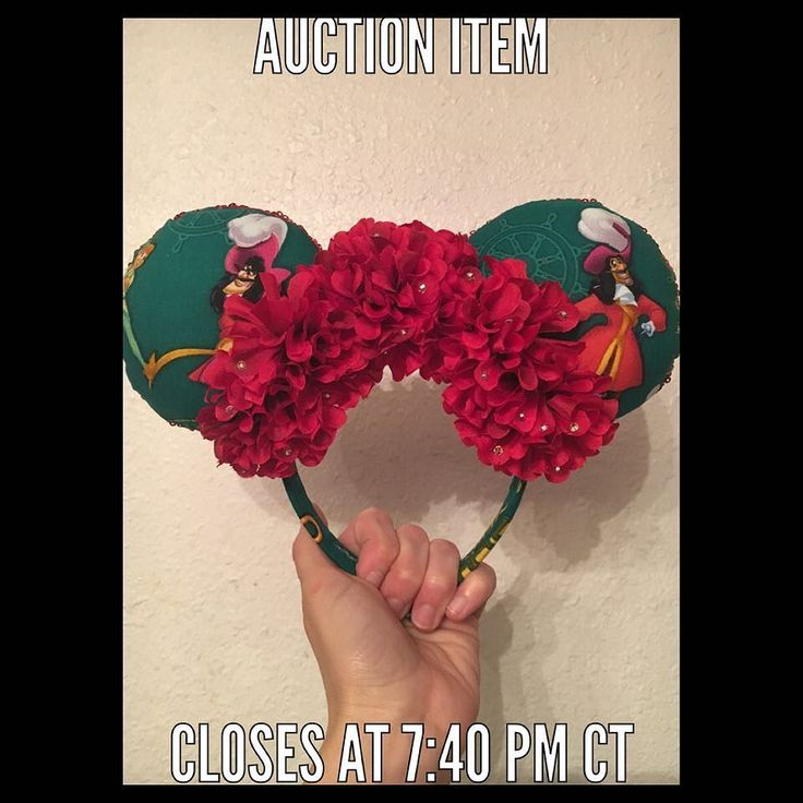 "1. OPENING BID $10  2. All sales final- no refunds or exchanges.  3. Promo codes cannot be combine with sale price.  4. Highest final bid before item closing will ""win"" the item.  5. All claimed items must be paid for in 24 hours via Etsy. Once the sale has ended I will contact everyone who has claimed an item via IG direct message with a payment link. Ears will be shipped Nov 11th.  If you have any questions please comment below and I will do my best to answer them before the sale.  Thank…"