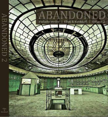 ABANDONED # 2 - Forladte steder (250.- + 50.- i forsendelse til DK)