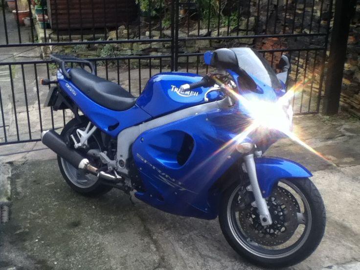 2003 Triumph sprint ST 955i