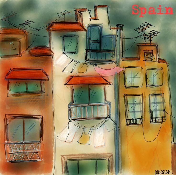 Spain. By DIDISN