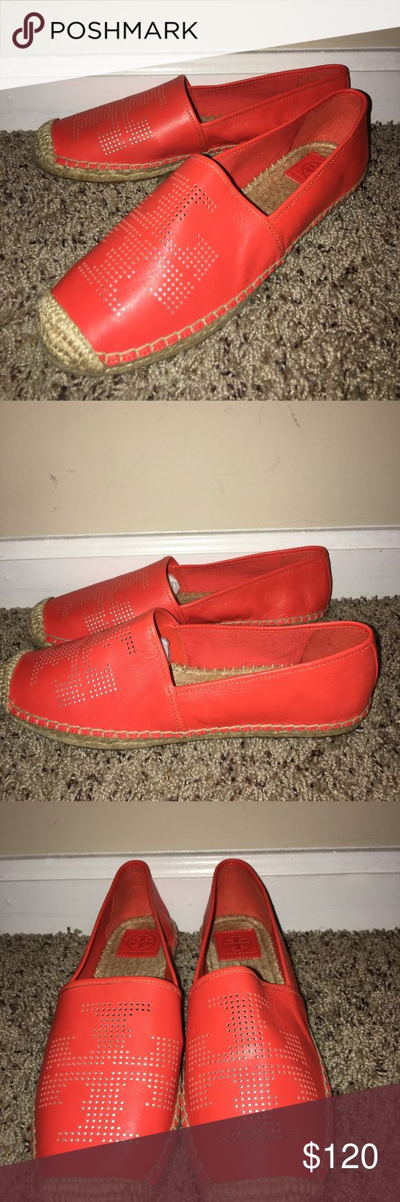 Tory Burch Espadrilles Size 11