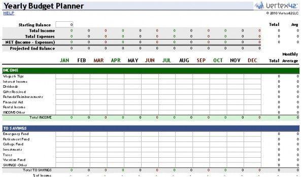 Excel Vorlagen Die 7 Besten Quellen Fur Die Professionelle Tabellenkalkulation T3n Digital Pioneers Excel Budget Excel Vorlage Budgetierung