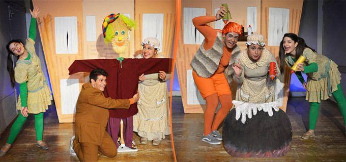 Το Μαγικό Χατήρι του Αντώνη Ζιώγα, μια παιδική παράσταση που έχει ανέβει με τη διαδραστική μέθοδο (interactive) και στηρίζεται εκτός από το κείμενο στους αυτοσχεδιασμούς των ηθοποιών και στη συμμετοχή των μικρών θεατών που βοηθούν στην εξέλιξη της παράστασης, ενώ προσαρμόζεται ανάλογα με τις εποχές του έτους και τις γιορτές, στην παιδική σκηνή του θεάτρου Πρόβα! 5€ για είσοδο ενός ατόμου - Αρχική 10€