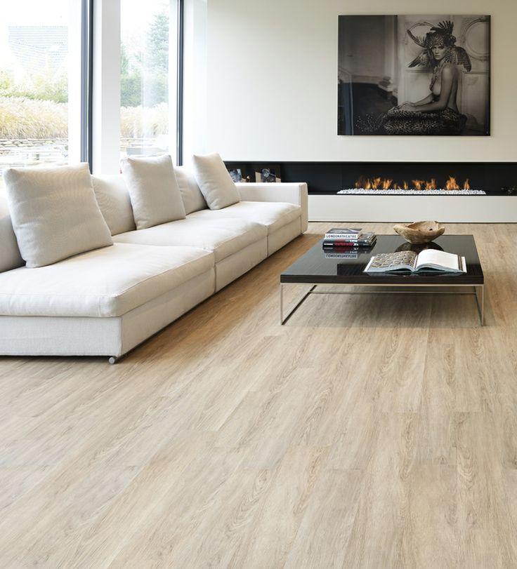 Berryalloc DreamClick Pro LVT Sand Evergreen Oak Click Vinyl Flooring