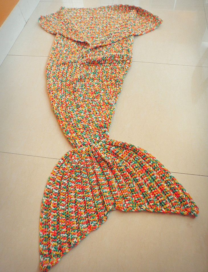 13 best Mantas Sirena Crochet images on Pinterest | Mantas sirena ...