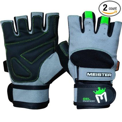 5.Top 10 Best Weight Lifting Gloves Reviews in 2016