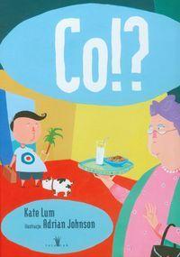 Kto kiedykolwiek usypiał uparte dziecko, ten wie, że jest to nie lada wyczyn. Babcia Patryka robi wszystko, żeby wnuczek poszedł wreszcie spać, ale chłopiec stawia przed nią coraz to nowe wyzwania...    Książka zdobyła prestiżową nagrodę w Wielkiej Brytanii: Red House Children's Book Award, oraz była nominowana do nagrody Deutscher Jugendliteraturpreis.