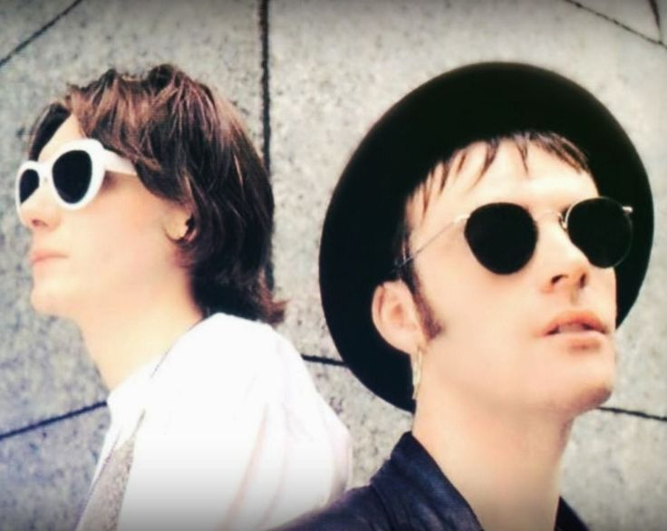 ♥ Richey Edwards and Nicky Wire ♥