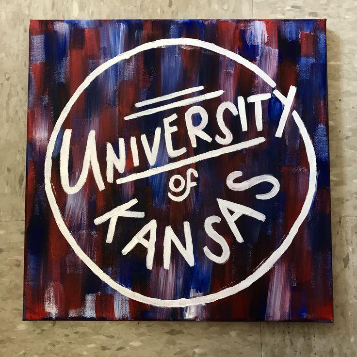 University of Kansas canvas