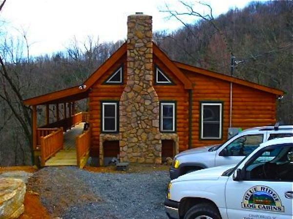 Lake Lure Log Cabin Floor Plan Cabin Loghomes Logcabins