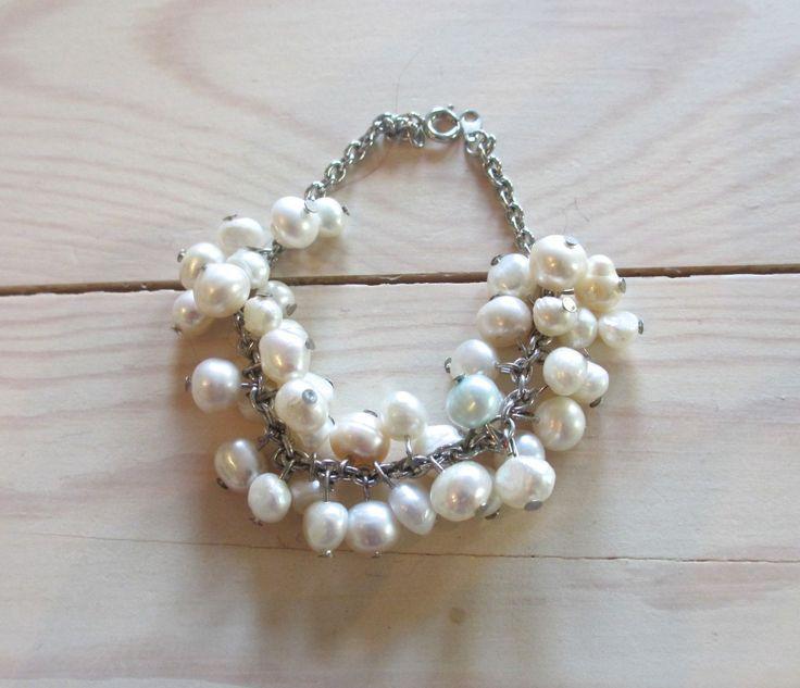 DIY - chunky pearl-bracelet