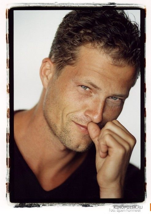 Til Schweiger... One of Germany's best looking actors