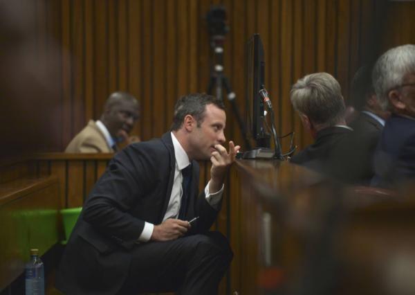 Gallery: Oscar Pistorius trial Day 8 - Crime & Courts | IOL News | IOL.co.za