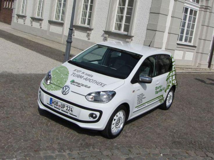 Fahrzeugbeschriftung Hochleistungs-PVC-Folien