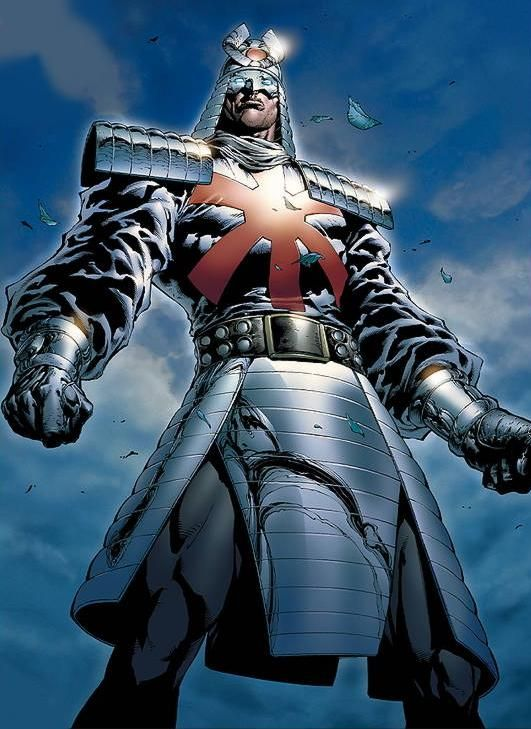 Keniuchio Harada (Earth-616) from Marvel War of Heroes 001