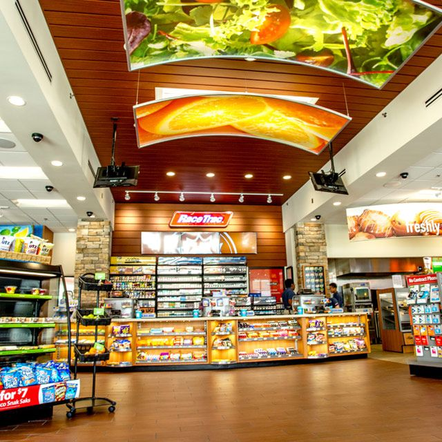 RaceTrac | convenience stores in 2019 | Store design