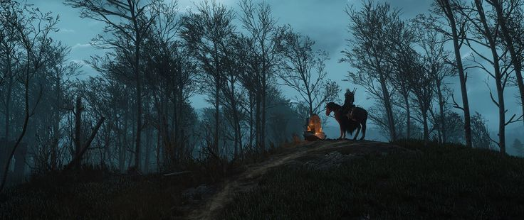 The Witcher 3 - Untitled | by jim2point0