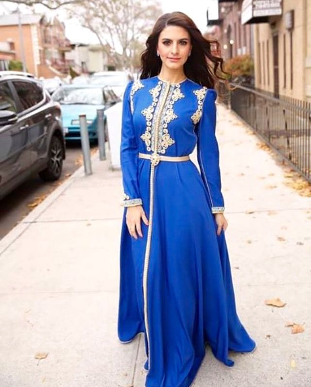 Hanae caftan  http://www.lissomecollection.co.uk/moroccan-hijab