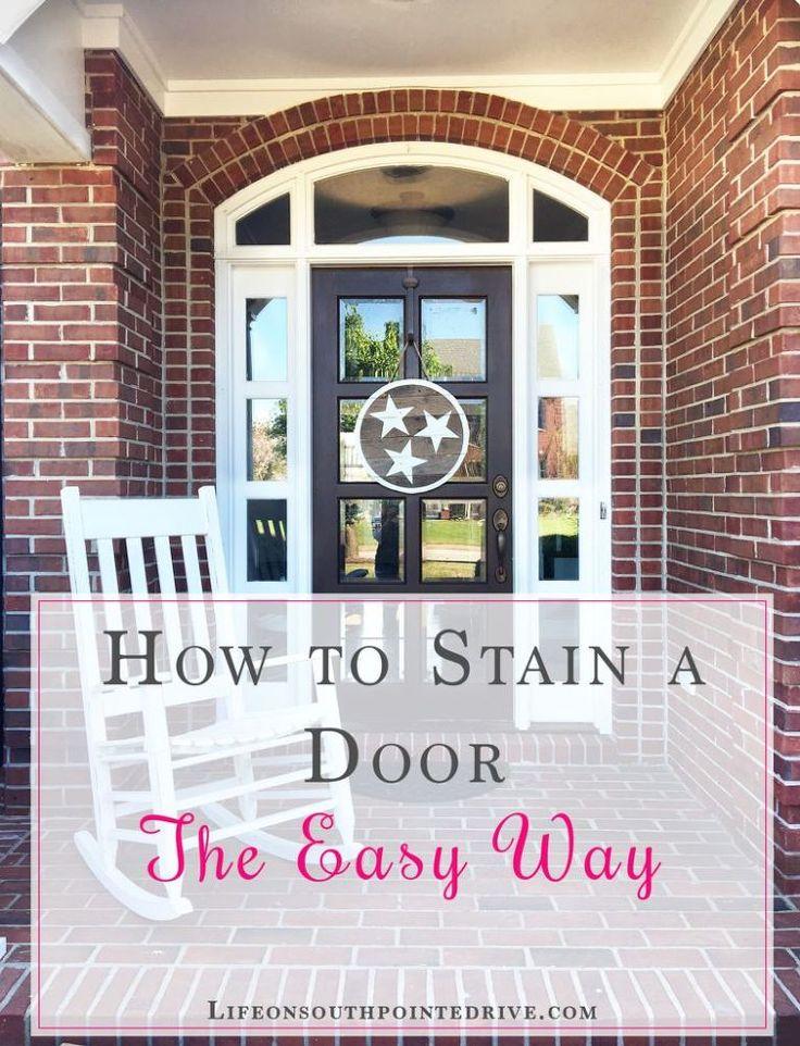 96 best Front Door Design images on Pinterest | Front doors ...