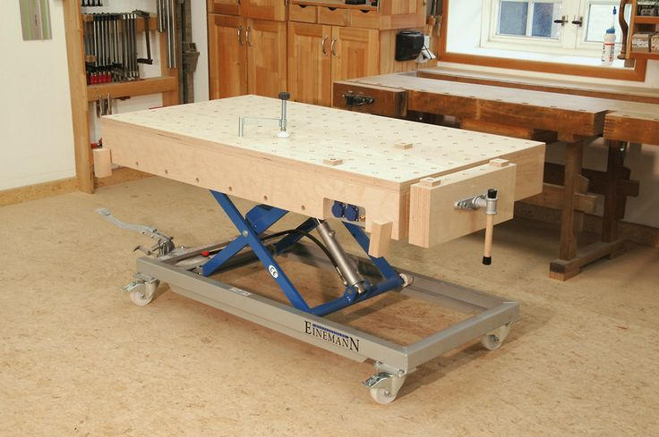 Montagetische Einemann | Assembly Table | MT3