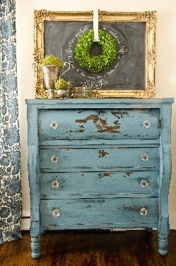 Inspiration | Miss Mustard Seeds Milk Paint