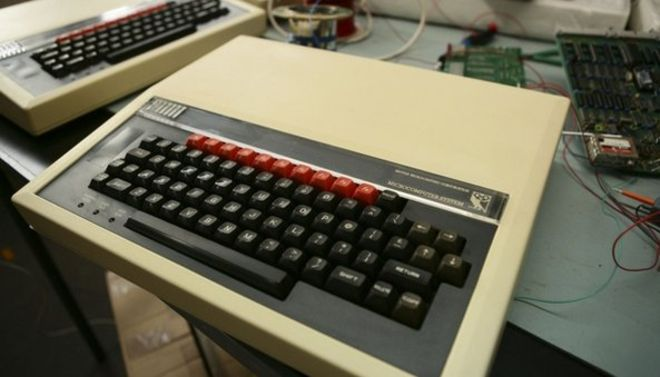 BBC Micro (1982) built by Acorn Computers as part of the BBC's Computer Literacy Project.