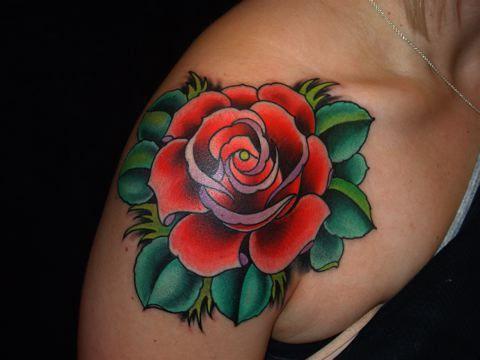 American / Traditional Tattoos
