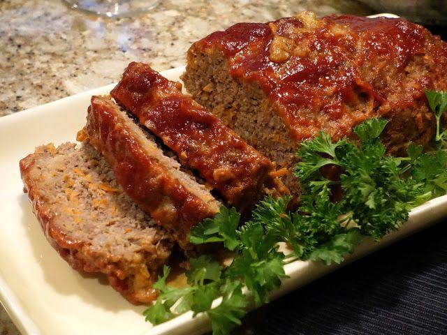 Meatloaf- Bev's Favourite