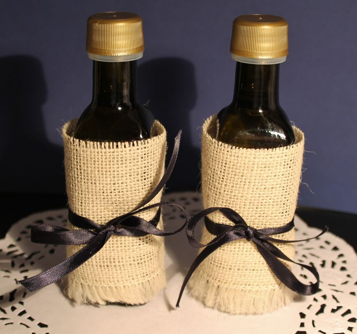Example: Wedding Bonbonniere / Wedding Favour.