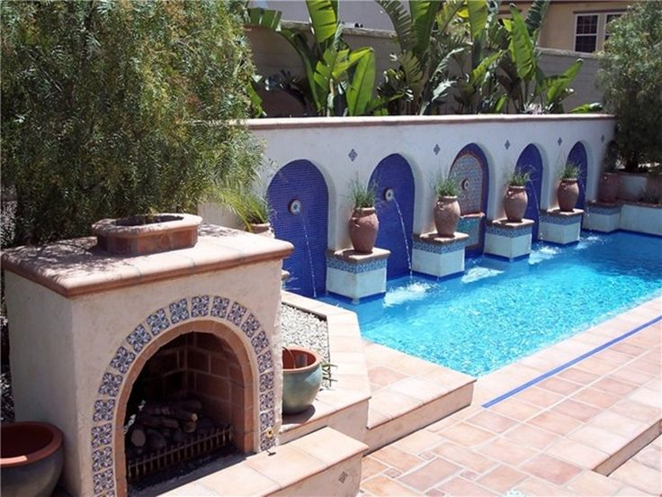 Swimming Pool Design For Small Spaces inground pools for small yards Small Pools Swimming Pool Ideas For Small Backyards
