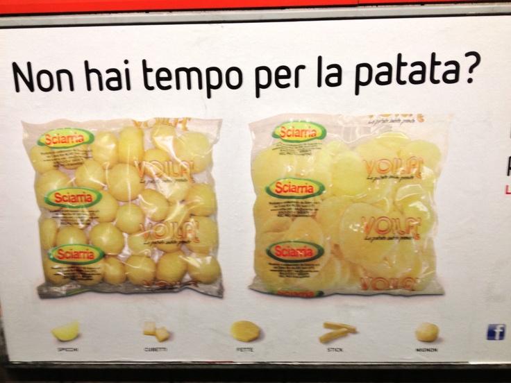 mmmmm patata