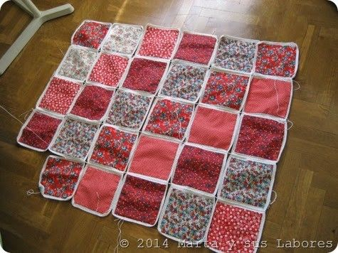 quilting, patchwork, labores, Marta,