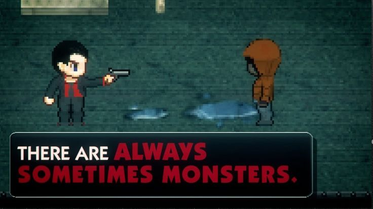 Always Sometimes Monsters - Teaser Trailer