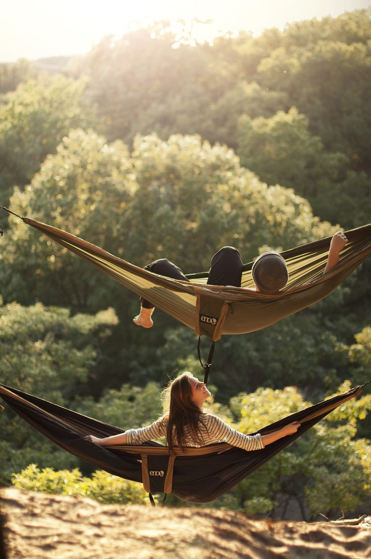 Outdoor hammock bed by the floating bed co - Find This Pin And More On Porch Bed Swings