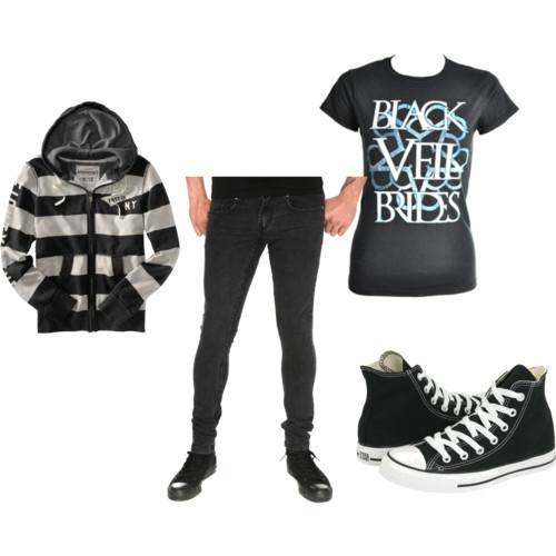 emo outfit for guys - I Hate Girl Clothes!!!!