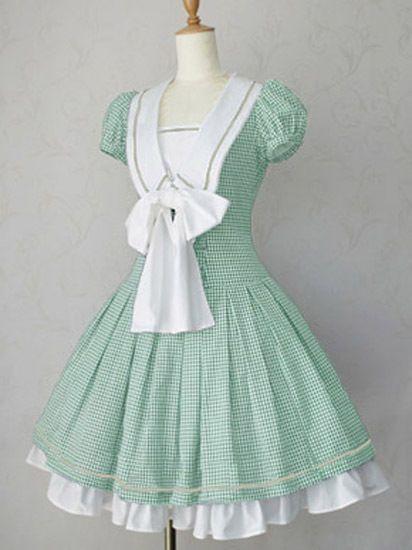 gothic designs uniquely lolita dress~ladies vintage glam~nice enticement prom