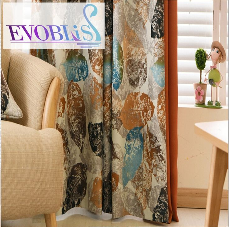 >> Click to Buy << 2016 New American Village blackout curtains for living room cortinas para sala de luxo curtains for bedroom window curtain #Affiliate
