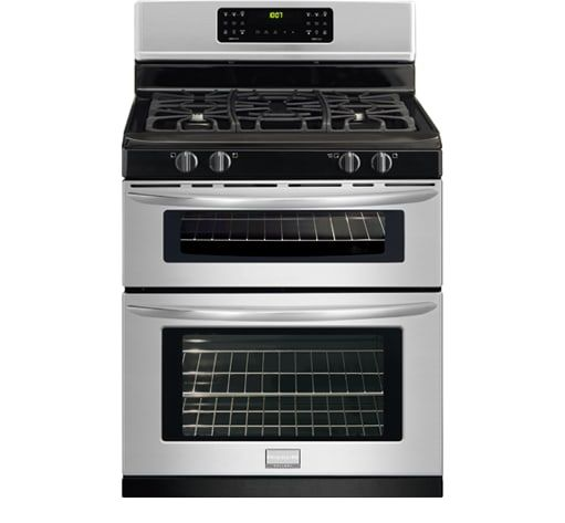 Check out this Frigidaire Gallery 30'' Freestanding Gas Double Oven Range and other appliances at Frigidaire.com