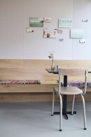 25 beste idee n over keuken zitbanken op pinterest erker zetels banket zitplaatsen en - Meubels keukenraam ...
